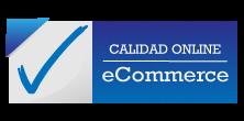 Certificado de calidad web comercio eléctronico