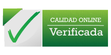 Certificado de Calidad Online web